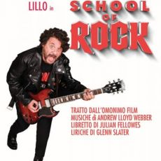 THE SCHOOL OF ROCK, LILLO SUPERCHITARRISTA NEL MUSICAL DI ANDREW LLOYD WEBBER
