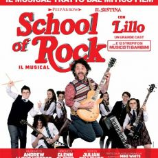 """SCHOOL OF ROCK"" IN TOUR"