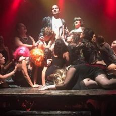 ''GOD SAVE THE KING'', OMAGGIO TEATRALE DI LUCA PIZZURRO A FREDDIE MERCURY