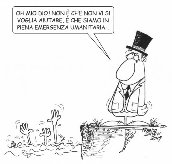 GLI SCONTENTI... DI FRANCO STIVALI
