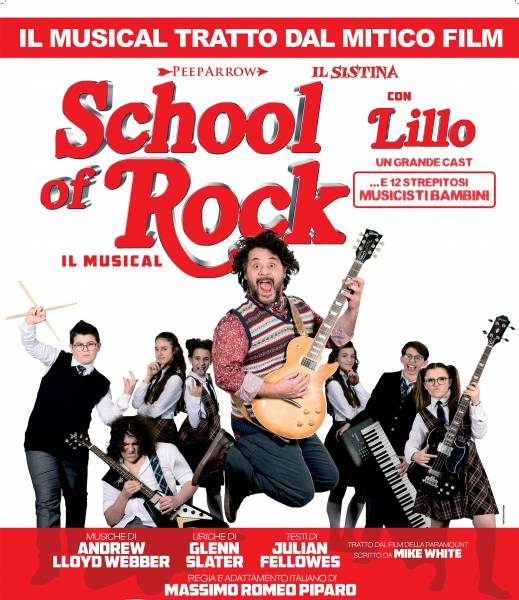 lillo rock band