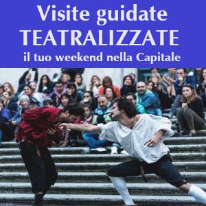 VISITE GUIDATE TEATRALIZZATE