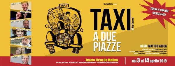 taxi a due piazze tirso